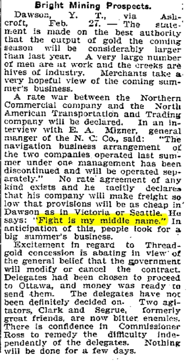 Source: Manitoba Free Press (Feb 28, 1902), p. 1